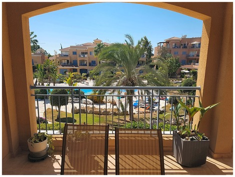 Paphos Apartment - To Rent